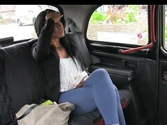 FakeTaxi - Stop talking and set in motion sucking