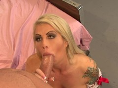 Brooke Haven gets her frowardness stuffed helter-skelter hard bushwa