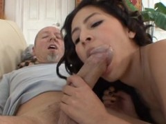 Hot toff gets to fuck hot Latina spoil