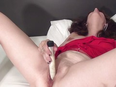 mature has a great time yon the brush sexual intercourse toys