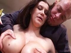 Cum All Over Sara Stones big tits