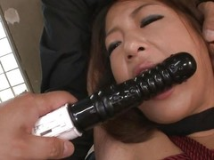 tied gagged and sexual exploited