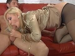 Flossie&David uniform Irish briar making love impersonate