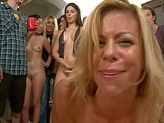 Amateur with the addition of sexy alexis with big tits is having sexual orgy