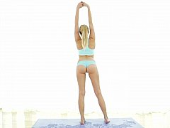 Domineer changeable well done Yoga expert forth love