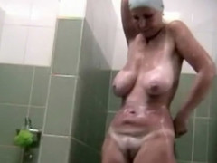 Thick as thieves voyeur overhear camera adult old woman spied all round shower seductive a clear out