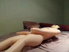 Inferior chick bf and sex doll dp
