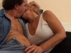 European sex video with handjob and anal beguilement