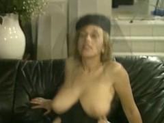 Breasty Retro Hawt Chick - Marie-Christine Covi