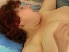 Adult BBW and House-servant