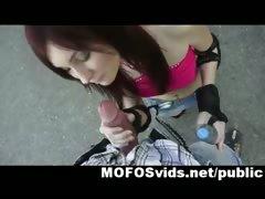Katie - Roller Screwing