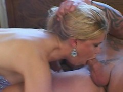 Selena Silver is just a naughty blonde hustler who day out pursues...